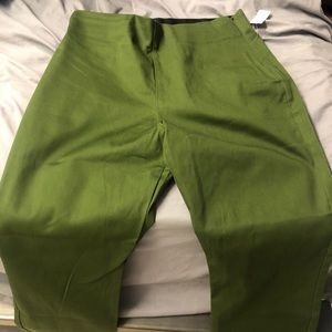 Old Navy high waisted Work Pants